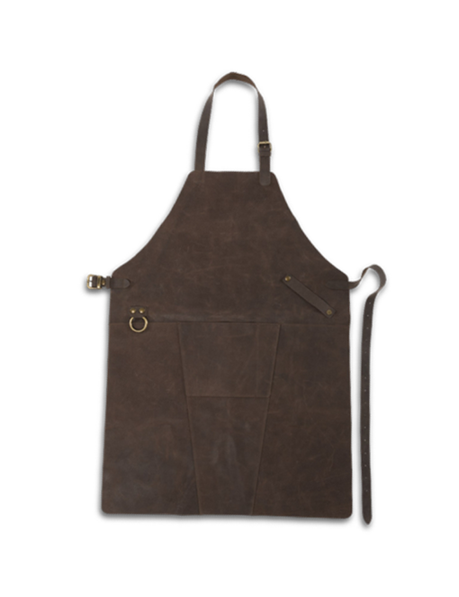 Pizza Oven Leather Apron